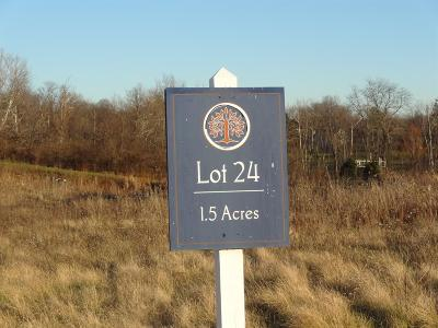 West Chester Residential Lots & Land For Sale: 8946 Walnut Ridge