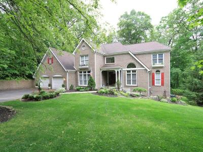 Single Family Home For Sale: 8439 Preakness Lane