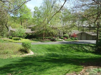 Single Family Home For Sale: 8500 Eustis Farm Lane