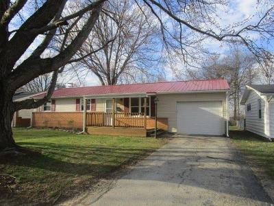 Hillsboro Single Family Home For Sale: 108 West Josie Avenue