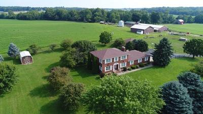 Highland County Farm For Sale: 12467 Us Rt 50