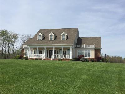 Highland County Single Family Home For Sale: 5621 Us Rt 62 South