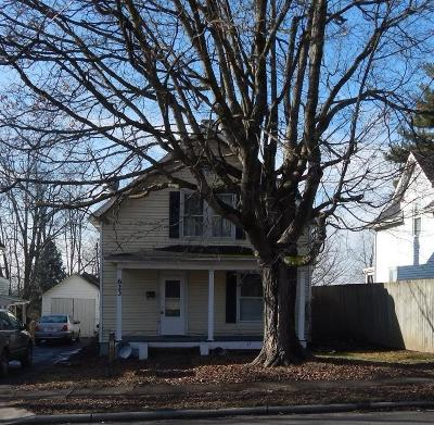 HILLSBORO Single Family Home For Sale: 623 North West Street