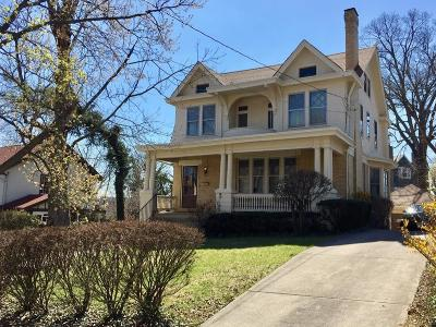 Single Family Home For Sale: 1015 Valley Lane