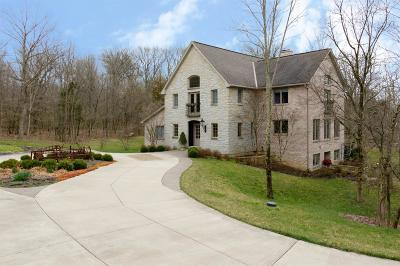 Butler County Single Family Home For Sale: 3488 Indian Creek Road