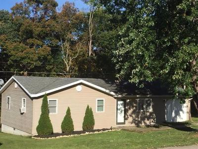 West Union OH Single Family Home For Sale: $65,000
