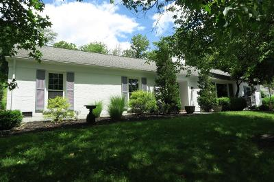 Single Family Home For Sale: 5800 Given Road