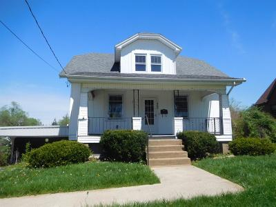 West Union OH Single Family Home Sold: $44,000