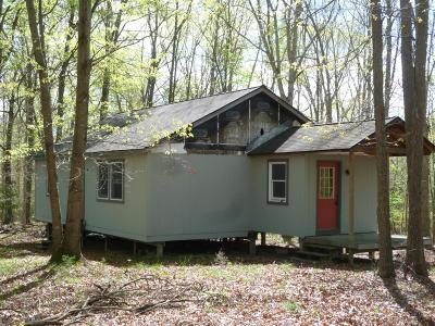 Oliver Twp OH Single Family Home For Sale: $35,000