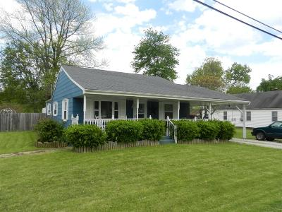 Russellville OH Single Family Home Sold: $79,900