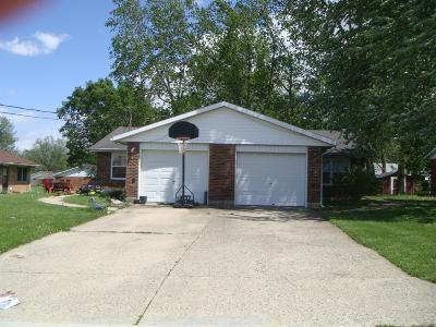Liberty Twp OH Multi Family Home For Sale: $150,000