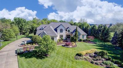 Single Family Home For Sale: 4768 Tillinghast Court