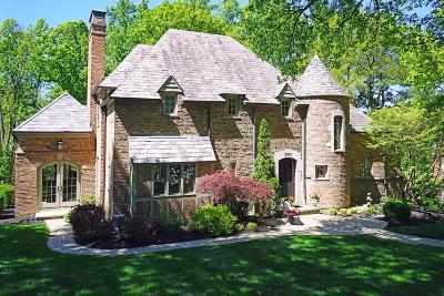 Hamilton County Single Family Home For Sale: 3573 Bayard Drive