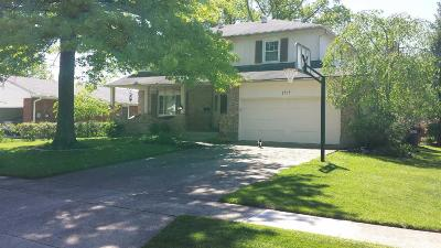 Single Family Home For Sale: 1913 Stockton Drive