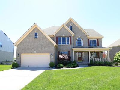 Single Family Home For Sale: 5357 Mapledale Way