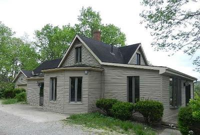 Huntington Twp OH Single Family Home Sold: $65,500