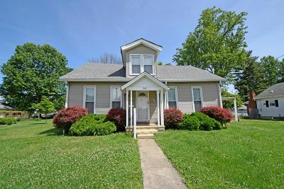 Clermont County Single Family Home For Sale: 222 East Plane Street
