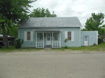 West Union OH Single Family Home For Sale: $49,900