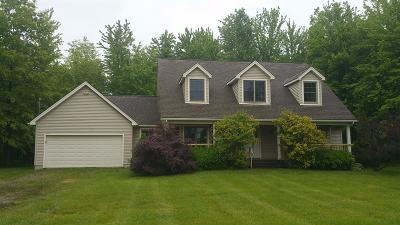 Tate Twp OH Single Family Home Sold: $160,000