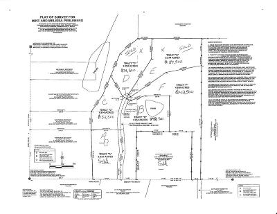 Residential Lots & Land For Sale: Kerr Road #C