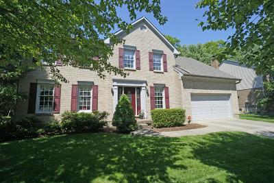 Single Family Home For Sale: 9937 McCauly Woods Drive