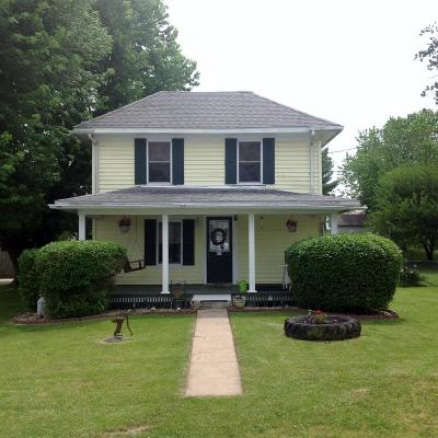 Highland County Single Family Home For Sale: 135 Brown Street