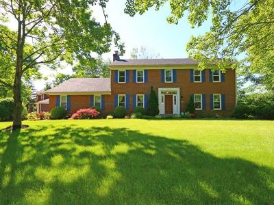 Hamilton County Single Family Home For Sale: 11504 Kemper Woods Drive