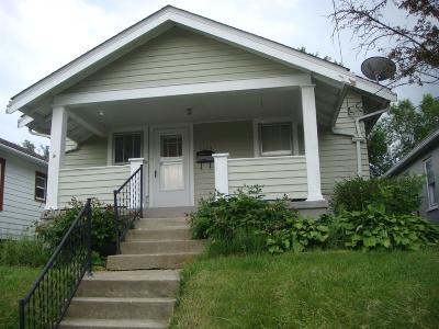 Hamilton OH Single Family Home For Sale: $60,000
