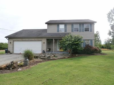 Sprigg Twp OH Single Family Home For Sale: $158,500