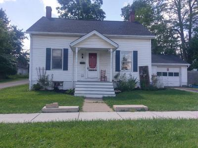 Adams County, Brown County, Clinton County, Highland County Single Family Home For Sale: 211 North East Street
