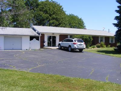 Adams County, Brown County, Clinton County, Highland County Single Family Home For Sale: 1255 Tri County Highway