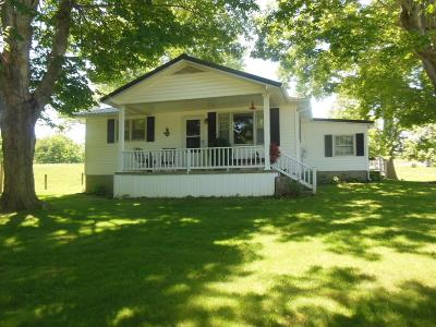 Brown County Farm For Sale: 9141 Day Hill Arnheim Road