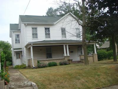 Hamilton OH Multi Family Home For Sale: $75,000