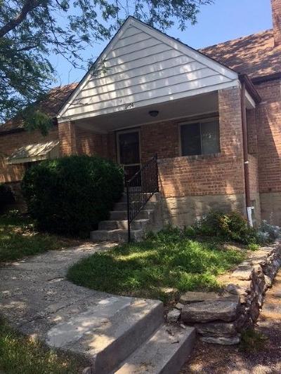 Hamilton County Single Family Home For Sale: 1494 Clovernoll Drive