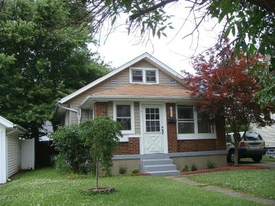 Hamilton OH Single Family Home For Sale: $88,000