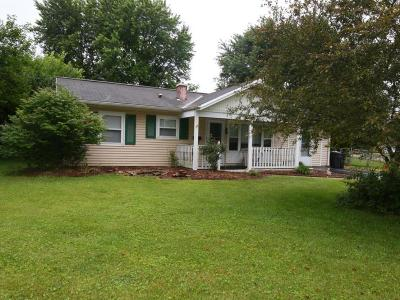 Harrison OH Single Family Home For Sale: $101,000