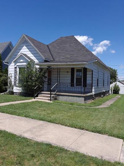 Adams County, Brown County, Clinton County, Highland County Single Family Home For Sale: 539 McClain Avenue