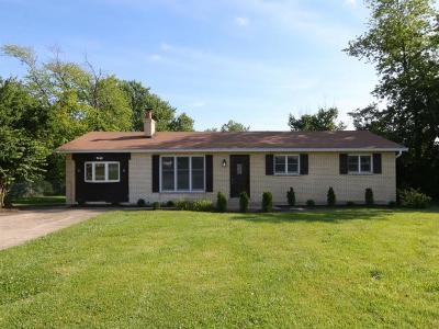 West Chester Single Family Home For Sale: 7442 Dimmick Road
