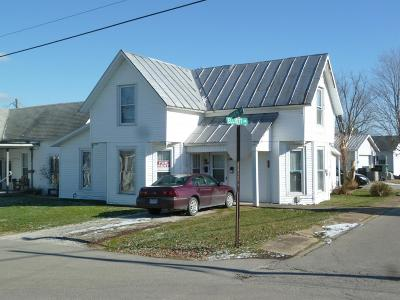 Peebles OH Multi Family Home For Sale: $49,900