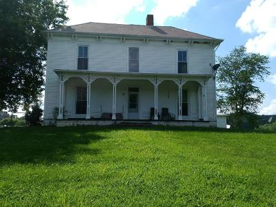 Bratton Twp OH Single Family Home For Sale: $189,000