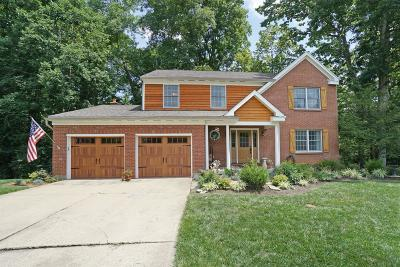 Single Family Home For Sale: 6164 Watchview Court