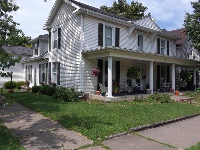 Highland County Single Family Home For Sale: 457 South Street