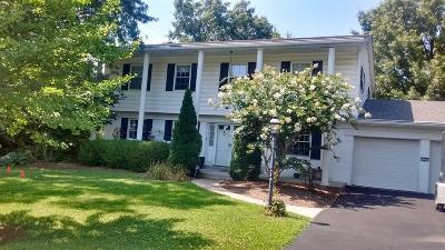 Hamilton County Single Family Home For Sale: 5228 Nighthawk Drive