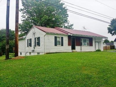 Hillsboro Single Family Home For Sale: 6980 St Rt 124