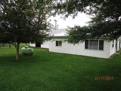 Liberty Twp OH Single Family Home For Sale: $62,500