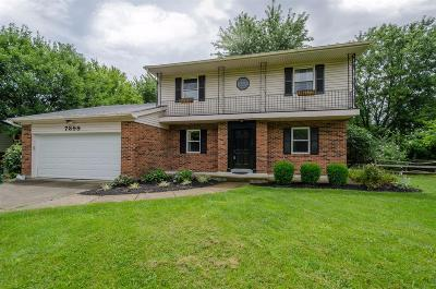 Single Family Home For Sale: 7899 Manor Drive
