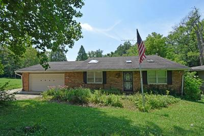 Single Family Home For Sale: 6947 Paddison Road