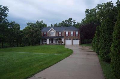 Single Family Home For Sale: 240 Bluegrass Lane