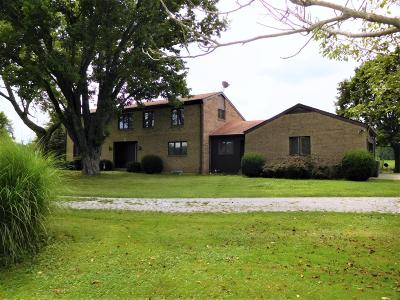 Russellville OH Farm For Sale: $749,900