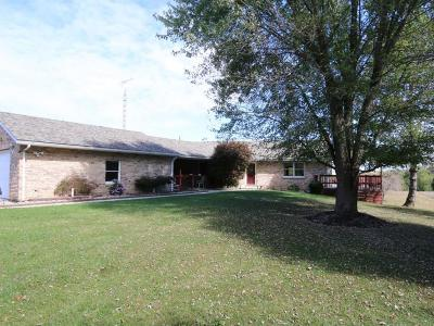 Highland County Farm For Sale: 11235 Sinking Spring Road